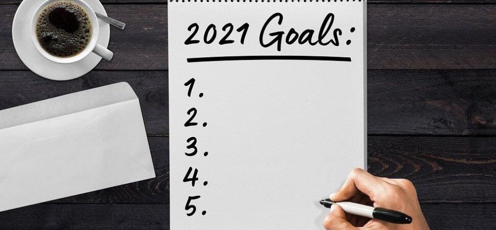 Notebook Doelstellingen 2021