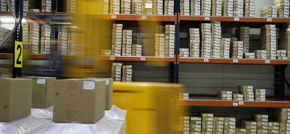 Procesverbetering-warehouse